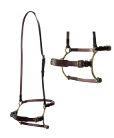 Stephens Combination / Lever Noseband (Black)
