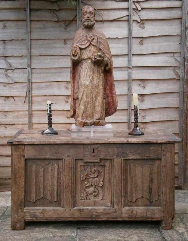 dry parchemin chest 1