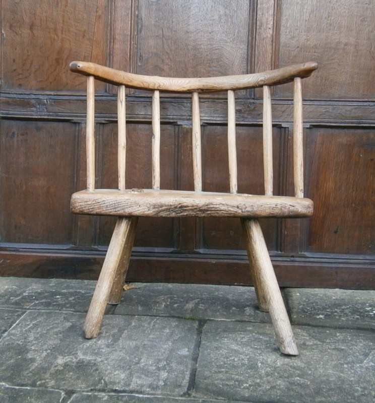 primitive low back chair 1