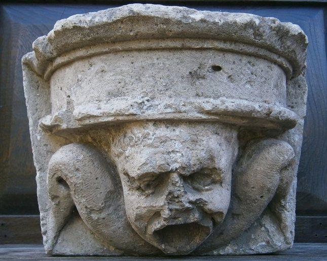 14th century stone
