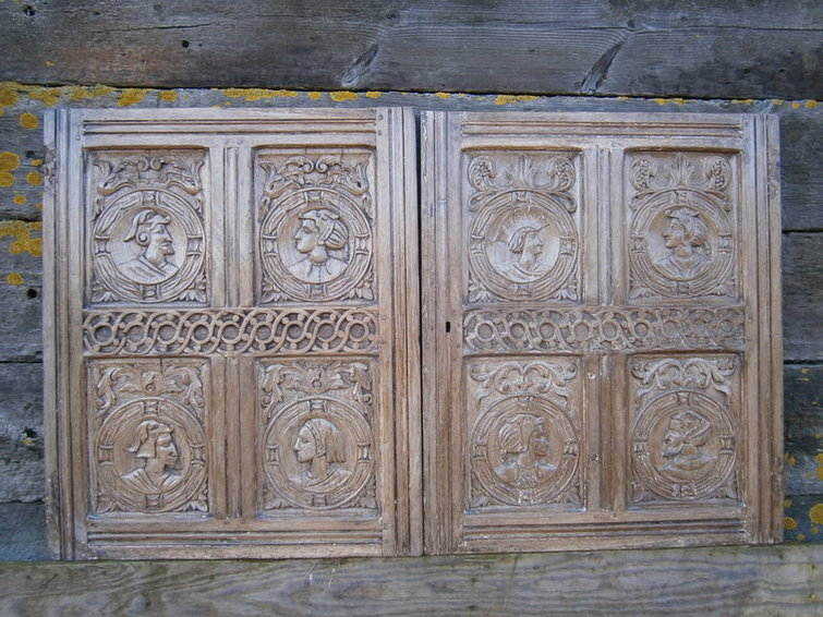 pair of romayne doors