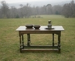18th Century Country Oak  Single Drop Flap Table
