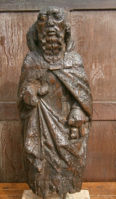 15th century St Anthony 1