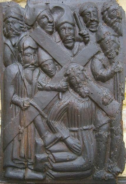 christ panel