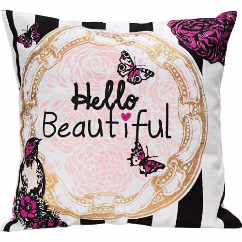 ''You're Beautiful'' Cushion by Suki Gifts