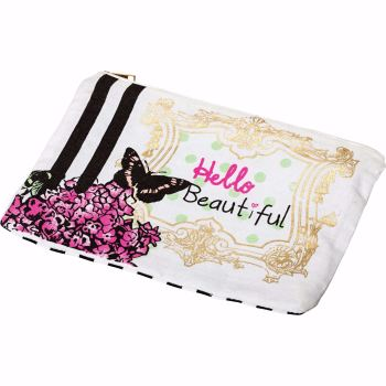 """You're Beautiful"" Make-up Bag by Suki Gifts"