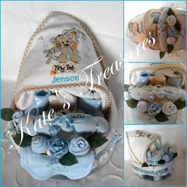 personalised nappy pram