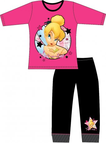 Tinkerbell Tink-a-tude Pyjama for Girl age 5/6 years