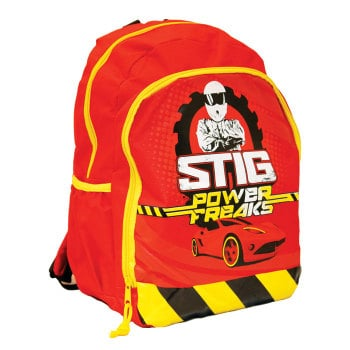 STIG Power Freaks School Bag