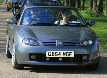 Pete drive it day