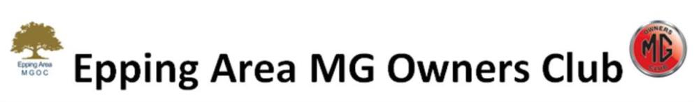 Epping MG Owners Club, site logo.