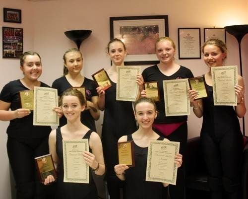 Classical Award Ballet Results