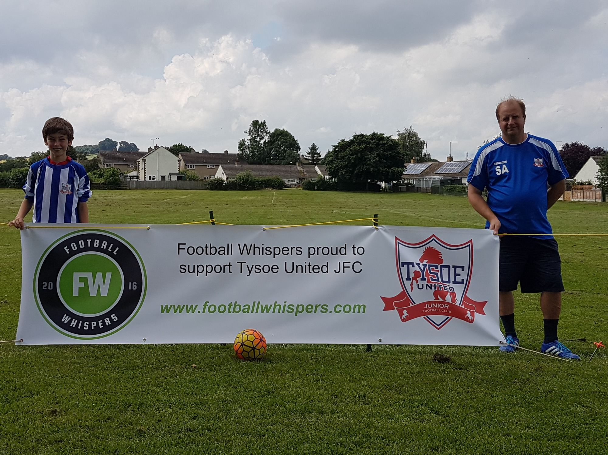 Football Whispers Partner Banner
