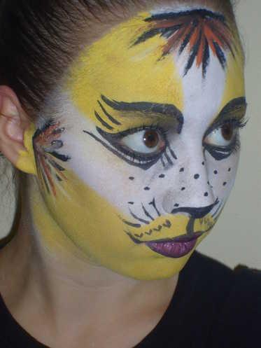 cats make-up