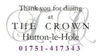 The Crown  Cutlery Labels (10 sets)