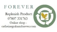 Replenish label Forever Living