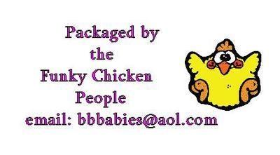Funky Chicken Design No. 57