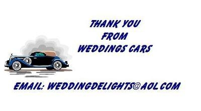 Wedding Car Design No. 89