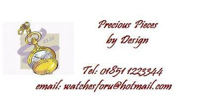 Pocket Watch Design No. 105