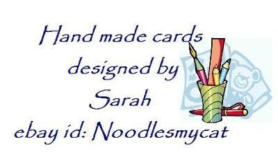 Handmade Cards Design No. 137