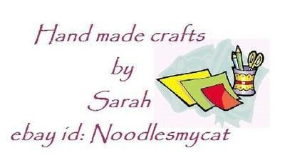 Handmade Crafts Design No. 136