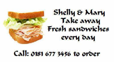 Sandwich Design No 169