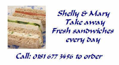Filled Sandwich Design No 170