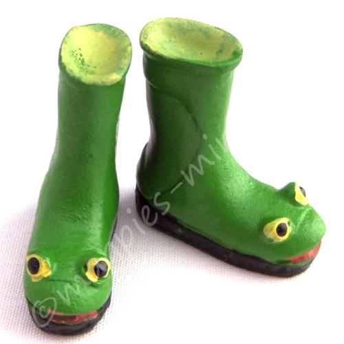 Frog Wellington Boots