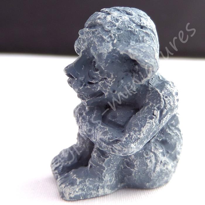 Sitting Goblin Ornament