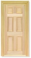 Interior Door including 2 Frames