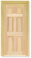 Interior Door including 2 Frames