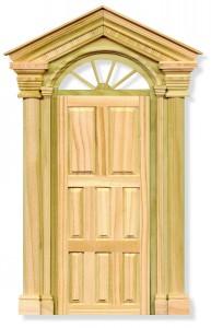 Deluxe Front Door