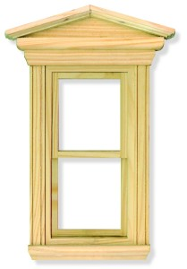 Deluxe Georgian Sash Window