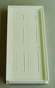 Plastic Georgian Intenal Door