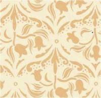 Wallpaper Tulip Arabesque, Ivory