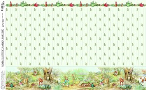 Beatrix Potter- Garden Harvest