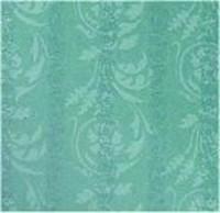 Wallpaper Nouveau Leaf Cornflour