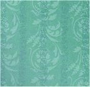 Wallpaper Nouveau Leaf Cornflour
