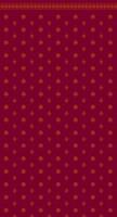 Wallpaper Garden Crest- Burgundy