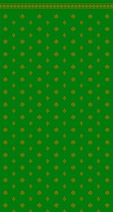 Wallpaper Garden Crest- Green
