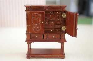 Treasure Cabinet 24th Scale