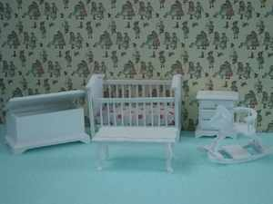 Nursery Set - 1:24 24th Scale