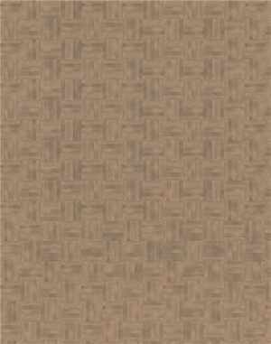 24th Scale Wallpaper Parquet Flooring