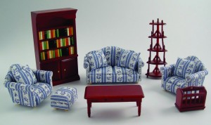 Deluxe lounge Set-8 Piece