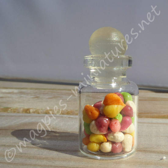 Sweet Jar - Heart Drop Sweets