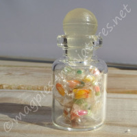 Sweet Jar - wrapped boiled sweets