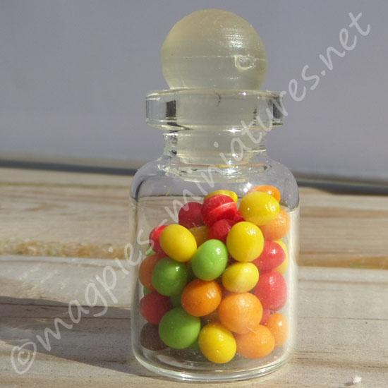 Sweet Jar - Smarties sweets
