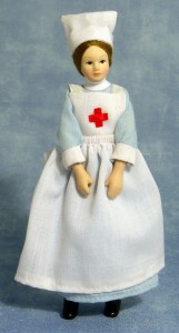 Lady - Nurse