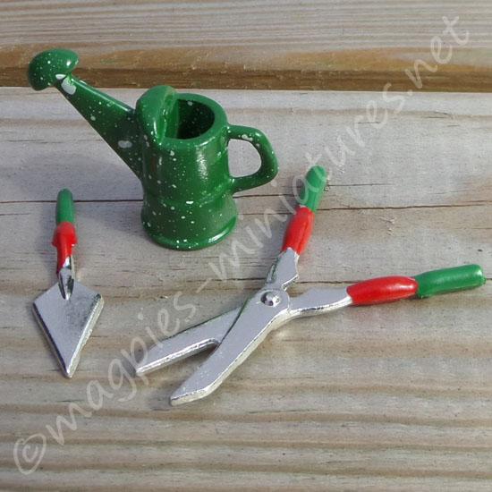 Gardening Set - Metal