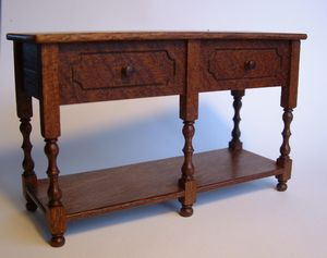 Tudor sideboard kit